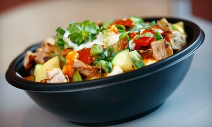 Bombay Bowl - Speer: $5 for $10 Worth of Casual Indian Fare at Bombay Bowl