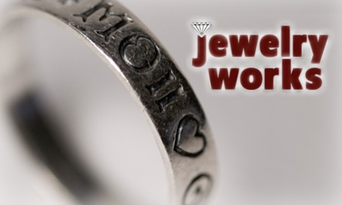 Jewelry Works - Cedarburg: $15 for $30 Worth of Sterling-Silver Jewelry at Jewelry Works