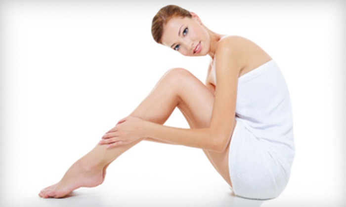 Socle Medical Spa - Maryville: Six Laser Hair-Removal Sessions for Small, Medium, or Large Area at Socle Medical Spa