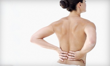 Initial Exam and 2 Follow-Up Chiropractic Treatments (a $265 total value) - Wilson Chiropractic in Davis