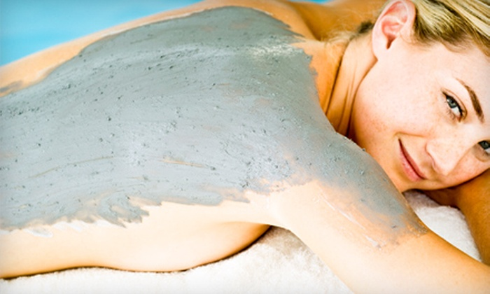 True Organic Group - East Dartmouth: One or Three Detoxifying Mud Baths at True Organic Group in Dartmouth