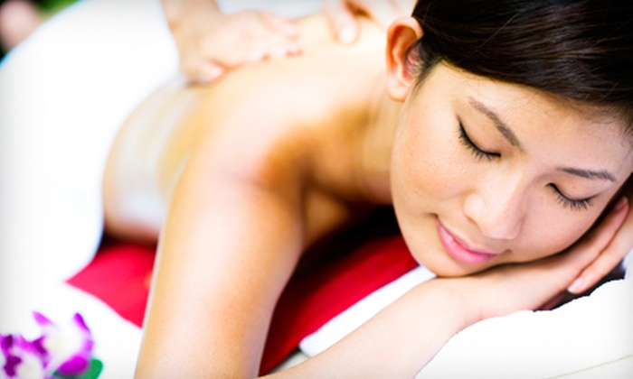 Skin Face Body Esthetics Spa - Old Naples: $79 for a Body Scrub and Swedish or Deep-Tissue Massage at Skin Face Body Esthetics Spa (Up to $160 Value)