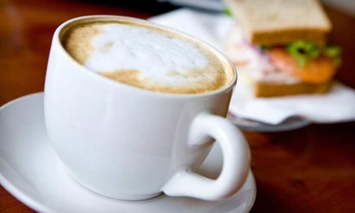 Coffeeology - Greensboro: $5 for $10 Worth of Coffee, Sandwiches, and Desserts at Coffeeology in Greensboro