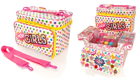Pop Girls Glamour Studio Beauty Case