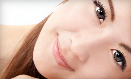 Chemical Peel or Microdermabrasion with a Hydrating Leave-On Mask - Just Face It Medspa in Las Vegas