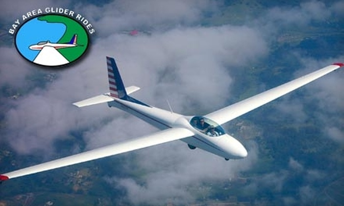 Bay Area Glider Rides - Hollister: $65 for Glider Ride or Intro Glider Flying Lesson at Bay Area Glider Rides ($139 Value)