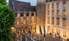 Bruges: camera superior 5* con colazione e centro benessere