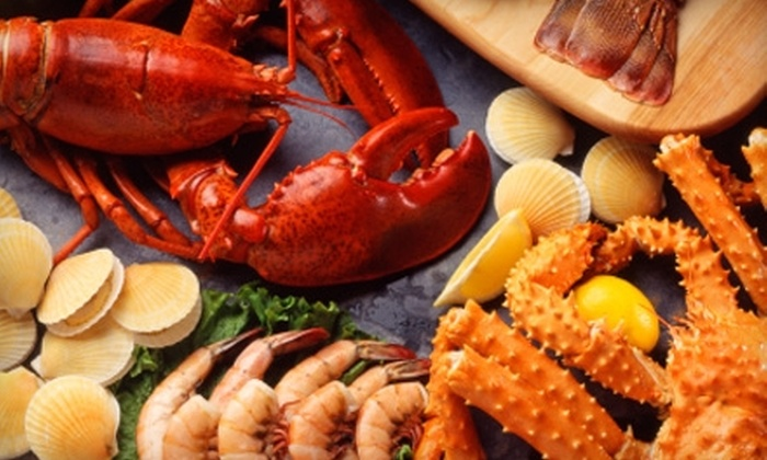 Jenelle's Waterfront Cafe - Fair Haven: $7 for Seafood Lunch or Dinner at Jenelle's Waterfront Café in New Haven