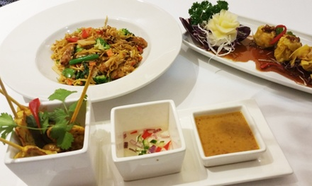 Two-Course Thai Meal for Up to Six at Thaii Fusion (Up to 49% Off)