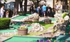 Parkside Diner & Miniature Golf - Seabreeze: $5 for Miniature Golf for Two at Parkside Diner & Miniature Golf ($11 Value)
