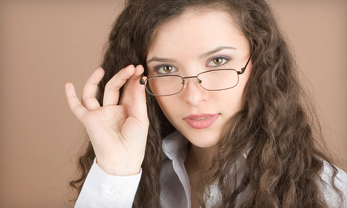Visions of Longmeadow - Forest Park: $25 for $150 Toward Complete Set of Prescription Eyewear at Visions of Longmeadow