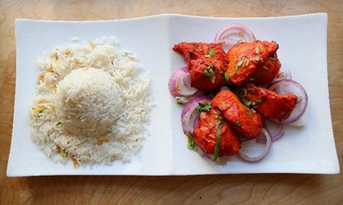 Bombay Talkie - Chelsea: $25 for $50 Worth of Upscale Indian Cuisine at Bombay Talkie
