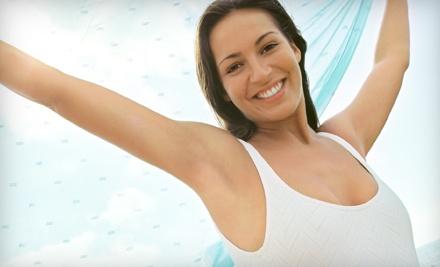 Dr. Tattoff: 3 Laser Hair-Removal Treatments - Dr. Tattoff in Santa Ana