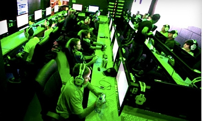 TH3 arcade - Fort Worth: $20 for an All-Day Game Pass for Two to TH3 arcade ($40 Value)