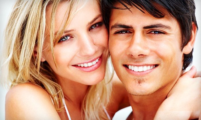 American Dental Group - Kimber-Gomes: $59 for a Dental Exam with X-rays, Cleaning, and a Take-Home Whitening Kit at American Dental Group in Fremont ($607 Value)