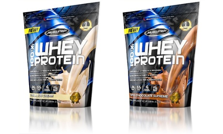 Muscletech 100% Whey Protein (5 Lb. Bag)