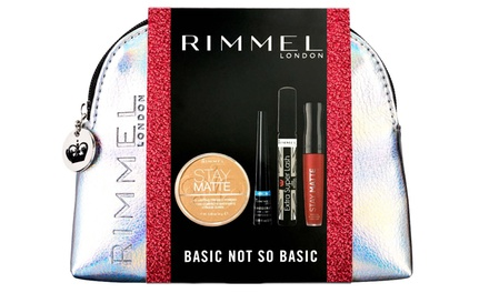 Set di cosmetici Rimmel London Basic Not So Basic