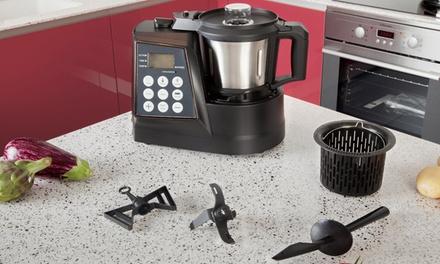 Robot multifunción para cocinar Bayser Mix   12 electrodomésticos en 1