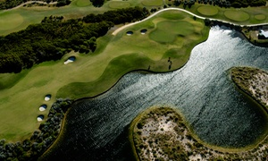 Kennedy Bay Links: 18 Holes of Golf with a Motorized Cart for Two ($109) or Four People ($199) at The Links Kennedy Bay (Up to $340 Value)