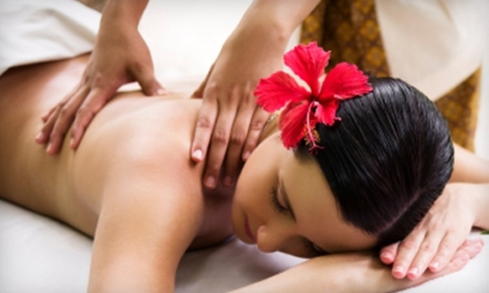 Harmony Within Massage Therapy - Westwood: $40 for a Swedish Massage ($80 Value) or $45 for a Deep-Tissue Massage ($95 Value) at Harmony Within Massage Therapy in Westwood
