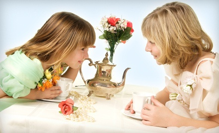 Princess-Themed Tea Party on Sun., April 22 at 1PM - My Lil Tea Party  in Mandeville