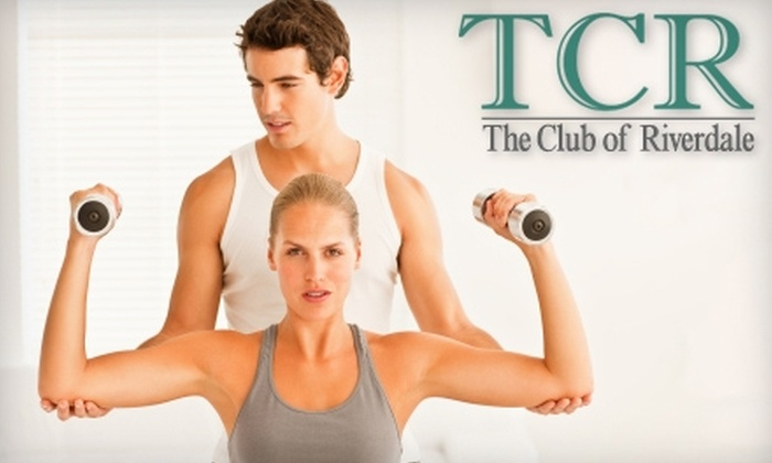The Club Of Riverdale - New York City: $40 for a One-Month Silver Membership to The Club of Riverdale (A $225 Value)
