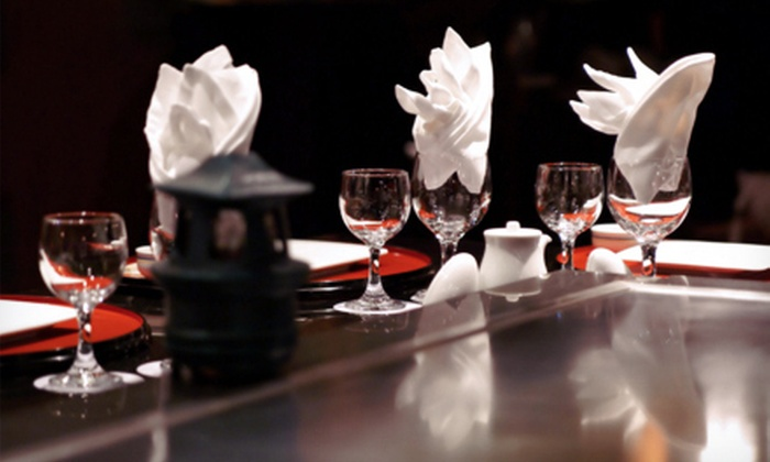 Tomo Japanese Steakhouse - St Peters: $15 for $30 Worth of Japanese Food at Tomo Japanese Steakhouse