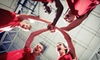 High Performance Gym - Greenville: Five Group Fitness Classes or One Month of Unlimited Group Fitness Classes at High Performance Gym (Up to 77% Off)