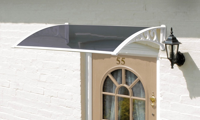 Tinted Door Canopies (£37.99)