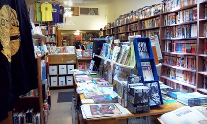 The Escapist Comic Bookstore - Claremont: $7 for $15 Worth of Comics at The Escapist Comic Bookstore in Berkeley