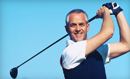 Private, 1-Hour Lesson with PGA Pro Sean Madden (a $65 value) - PGA Pro Sean Madden at Saratoga Spa Golf in Saratoga Springs