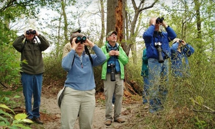 Roger Tory Peterson Institute of Natural History - Jamestown: $20 for Allegheny State Park Bird-Watching Field Trip from Roger Tory Peterson Institute of Natural History in Jamestown ($45 Value)