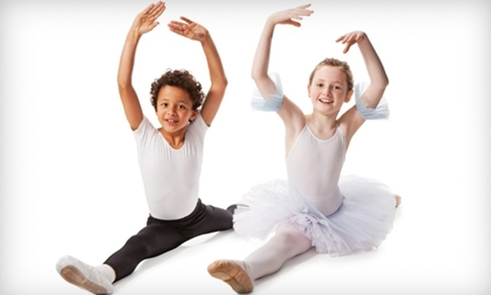 The Studio School of Dance - Ottawa: $75 for One Session of A Step Up Five-Day Summer Day Camp from The Studio School of Dance (Up to $180 Value)
