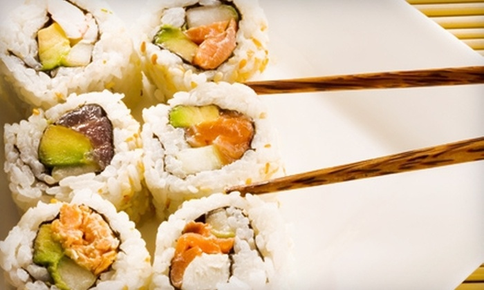 Oysy - South Loop: Sushi and Japanese Cuisine at Oysy (Half Off). Three Options Available.