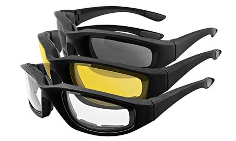 GearCanyon Polarized & Non-Polarized Protective Motorcycle Glasses (3-Pack) 5fecb62c-8eff-11e6-8e00-00259060b5da