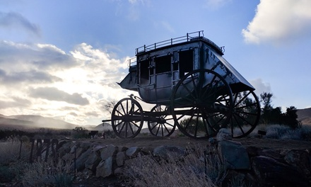 Rustic Cabins and Campsites in San Diego County