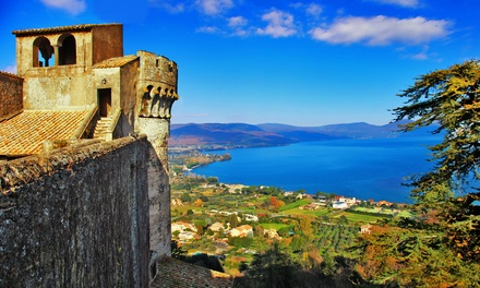 Lago di Bracciano: fino a 5 notti con colazione per 2 persone Albergo della Posta