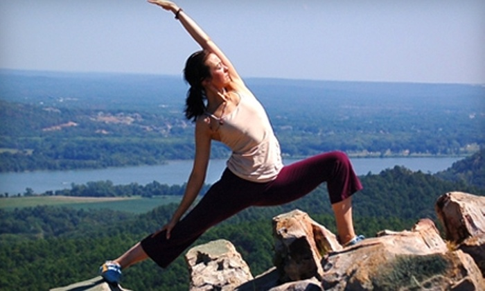 The Floating Lotus Yoga Studio  - Hillcrest: $25 for Six Yoga Classes at The Floating Lotus Yoga Studio ($60 Value)