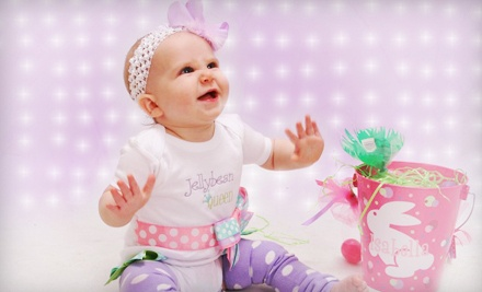 $30 Groupon to Polka Dot Baby Bowtique - Polka Dot Baby Bowtique in