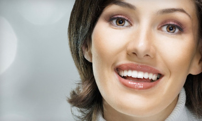 Beaming White Advanced Teeth Whitening - Adams: $79 for an In-Office Gold-Level Laser Teeth-Whitening Treatment at Beaming White Advanced Teeth Whitening ($199 Value)