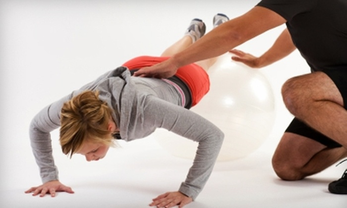 Wergo Inc. - Irondequoit: $35 for a One-Hour Personal-Training Session at Wergo Inc. ($75 Value)