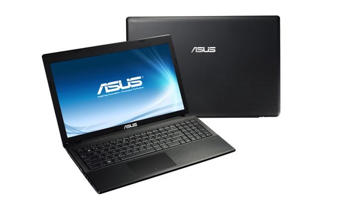 "ASUS 15.6"" Notebook with 2GB RAM: ASUS15.6""Notebook with 2GB RAM and Windows 8 (F55A-ES01)."