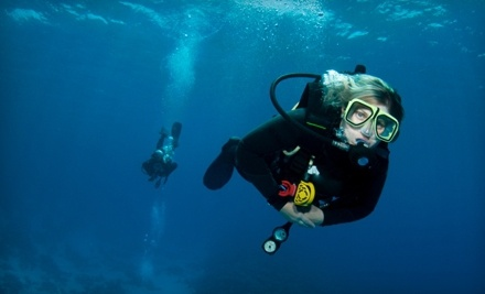 Introductory Scuba Class, Plus $50 Off One Open Water Diver Course  - Scuba Schools of America in Montclair