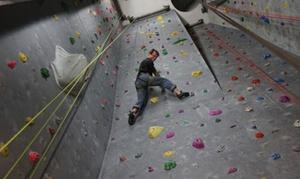 Berg & Ton: 3 Stunden Indoor-Kletterkurs inkl. Eintritt und Leihausrüstung bei Berg & Ton (bis zu 54% sparen*)