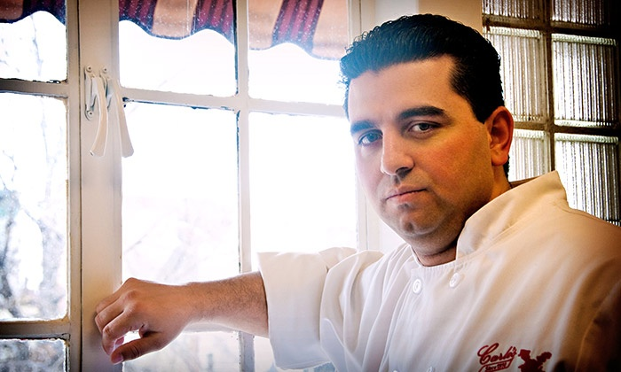 The Cake Boss Buddy Valastro - Florida Theatre: The Cake Boss Buddy Valastro at Florida Theatre on April 8 at 7:30 p.m. (Up to 59% Off)