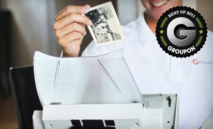 $60 Groupon for Photo Scanning - iPreserve in Meridian
