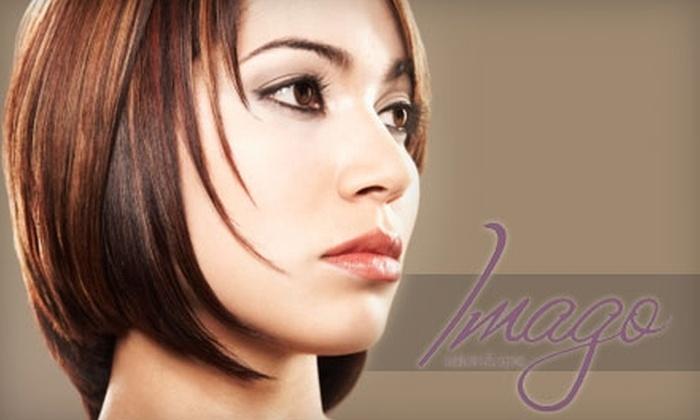 Imago Salon & Spa - Utica: $40 for $125 Worth of Services at Imago Salon & Spa