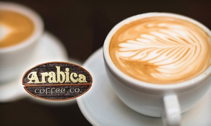 Arabica Coffee - Downtown: $5 for $12 Worth of Coffee and More at Arabica Coffee