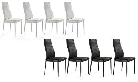 Set 4 sedie Camaro
