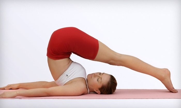 Yoga Oasis - Woodbury: $59 for One Month of Unlimited Hot Yoga at Yoga Oasis ($150 Value)